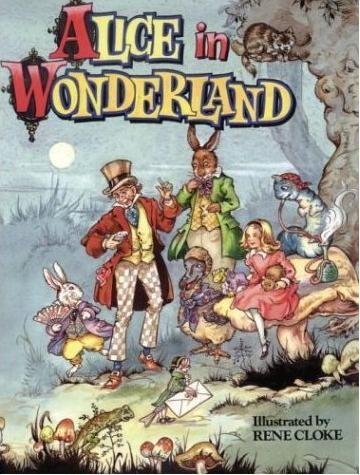 Alice In Wonderland 2010 Alice Autores E Ilustracao