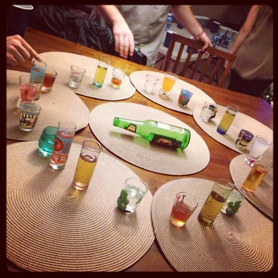 Shot roulette Shots filled with alcohol water soda But mostly alcohol - #alcohol...#alcohol #filled #roulette #shot #shots #soda #water