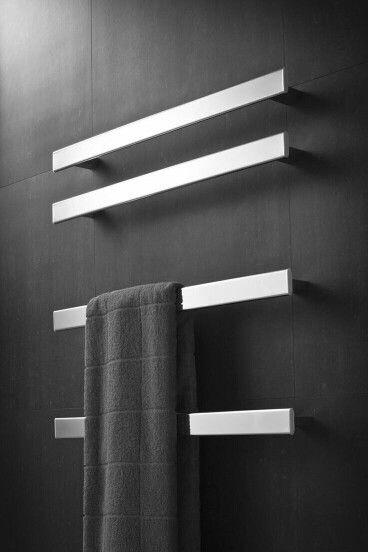 Heated Towel Rack Modern Towel Bars Towel Hangers For
