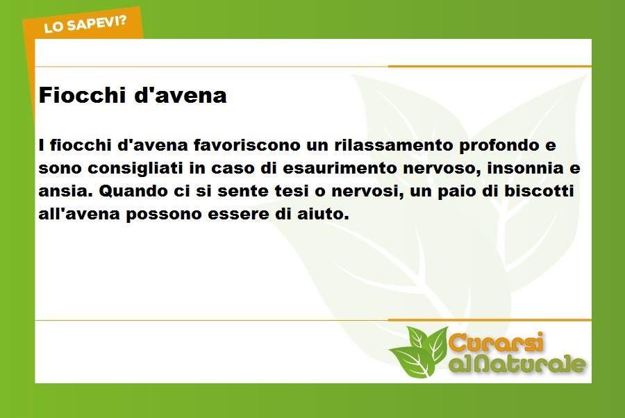 #avena #dieta #salute #benessere