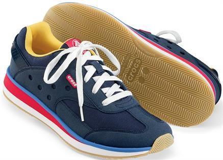 Nursing Shoes - Crocs Retro Sneaker