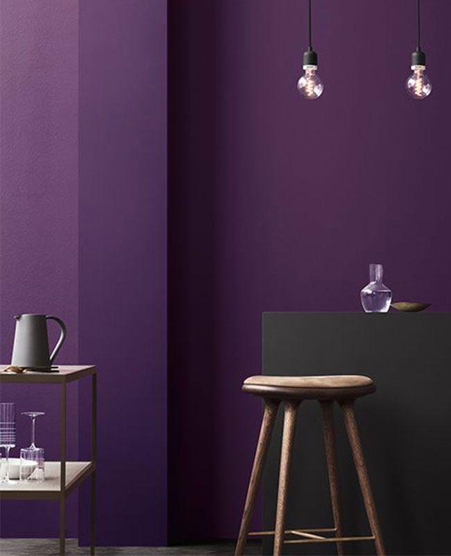Kitchen Impossible Idee: Ultra Violet: La Couleur 2018 Ultra Tendance Pour Votre