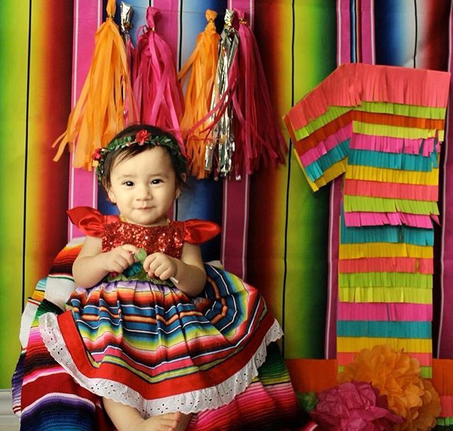 Mexican theme Baby Outfit Mexican Baby Romper Cinco De Mayo Baby Mexican Toddler Romper Cinco De Mayo Outfit Mexican Toddler Outfit
