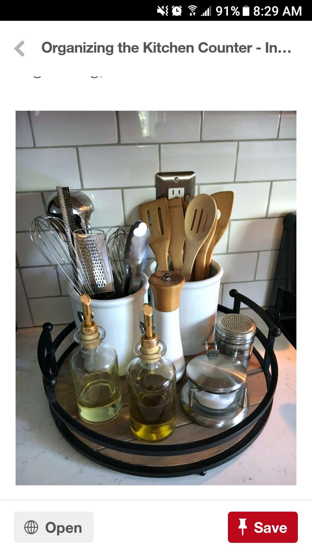 Rangement Cuisine, Idée Cuisine, Petite Cuisine, Amenagement Cuisine,  Organisation Maison, Déco Maison, Idées Pour La Maison, Appartements,  Cuisiner