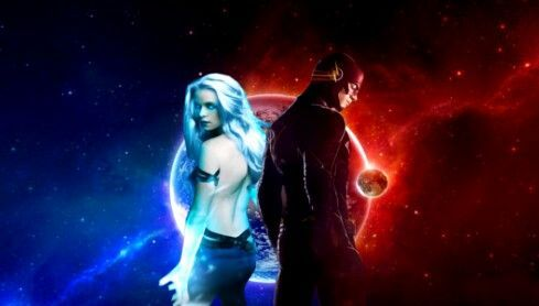 Killer Frost Et Barry