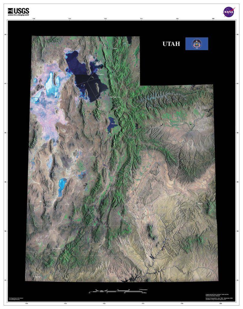 Utah Satellite Imagery State Map Poster - TerraPrints.com ... on political map of utah, road map of utah, relief map of utah, physical map of utah, driving map of utah, elevation map of utah, topo map of utah, detailed map of utah, satellite view of utah, outline map of utah, city map of utah, topographic map of utah, terrain map of utah, street map of utah,