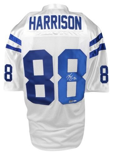 Marvin Harrison Autographed Custom Prostyle Jersey  SportsMemorabilia   IndianapolisColts 6bbcc17ad
