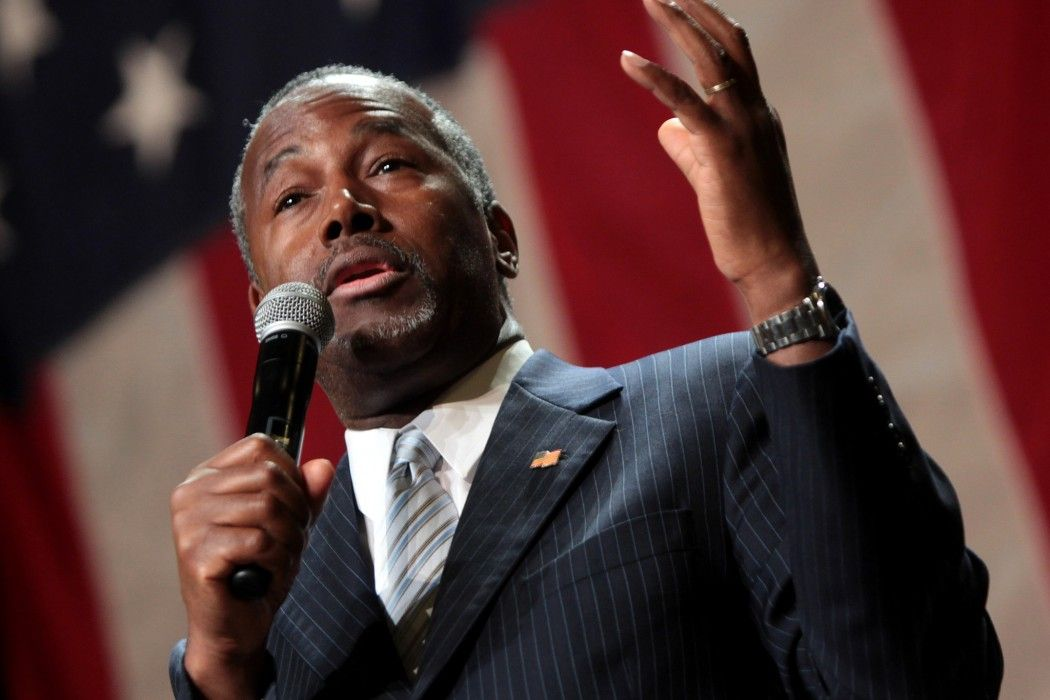 Ben Carson: We Had Homes In 1913, So Billionaires Dont Have To Pay More In Taxes