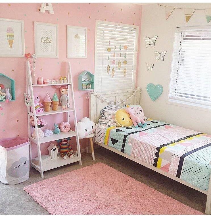 Whimsical Bedroom Decorating Ideas: Bedroom For Girls Kids, Little Girl