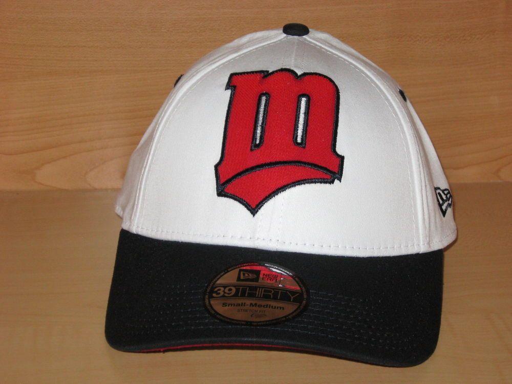 8f846d628ea NEW Minnesota Twins PINEAPPLE White Blue 39Thirty New Era Hat Cap size L XL