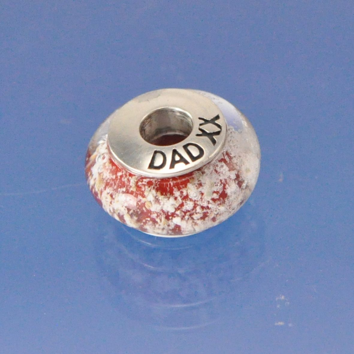 Cremation Ash Bead (With images) Ashes jewelry
