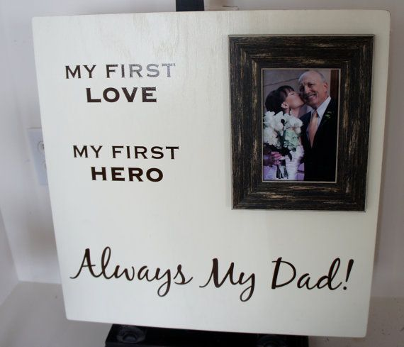 I Love My Daddy Frame Droughtrelief