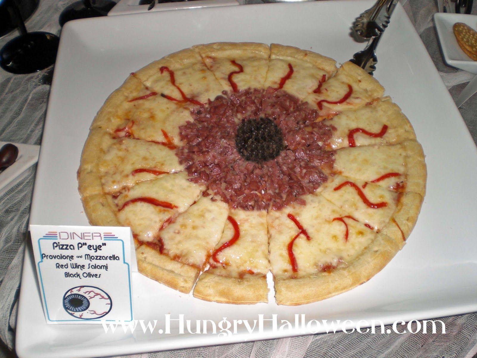 Healthy halloween food ideas pizza food food ideas and pizzas freaky halloween food recipes healthy halloween food ideas forumfinder Image collections