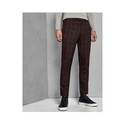 Photo of Checked wool bouclé suit pants Ted BakerTed Baker