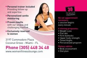 An Example Of A Business Card For Personal Trainers Personal Trainer Business Card Personal Trainer Business Personal Trainer