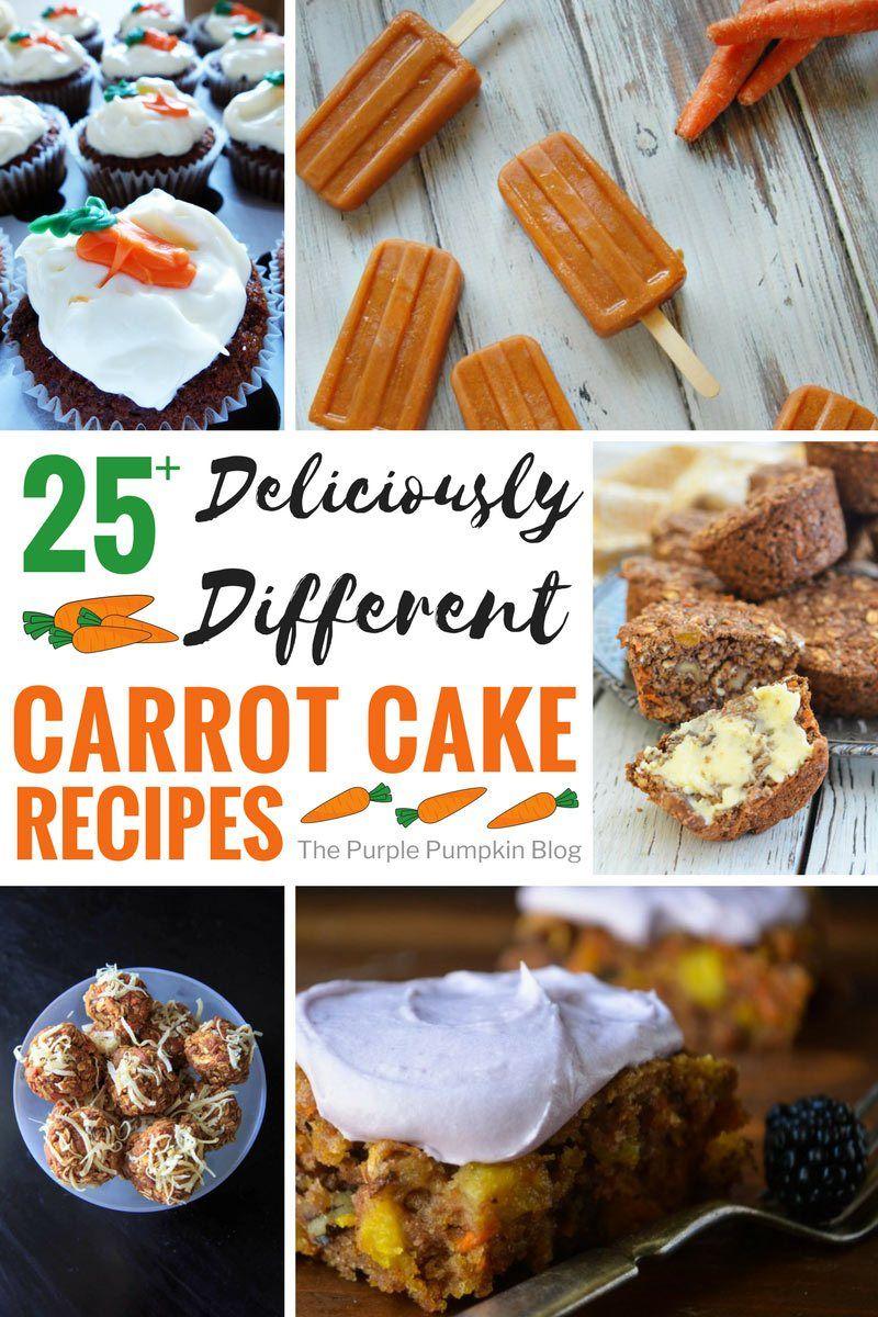 gluten free carrot cake cupcakes uk