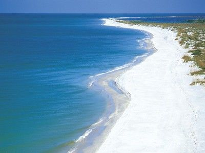 Cayo Costa State Park is one of Florida's most underdeveloped islands. It is located near Sanibel & Captiva Islands.