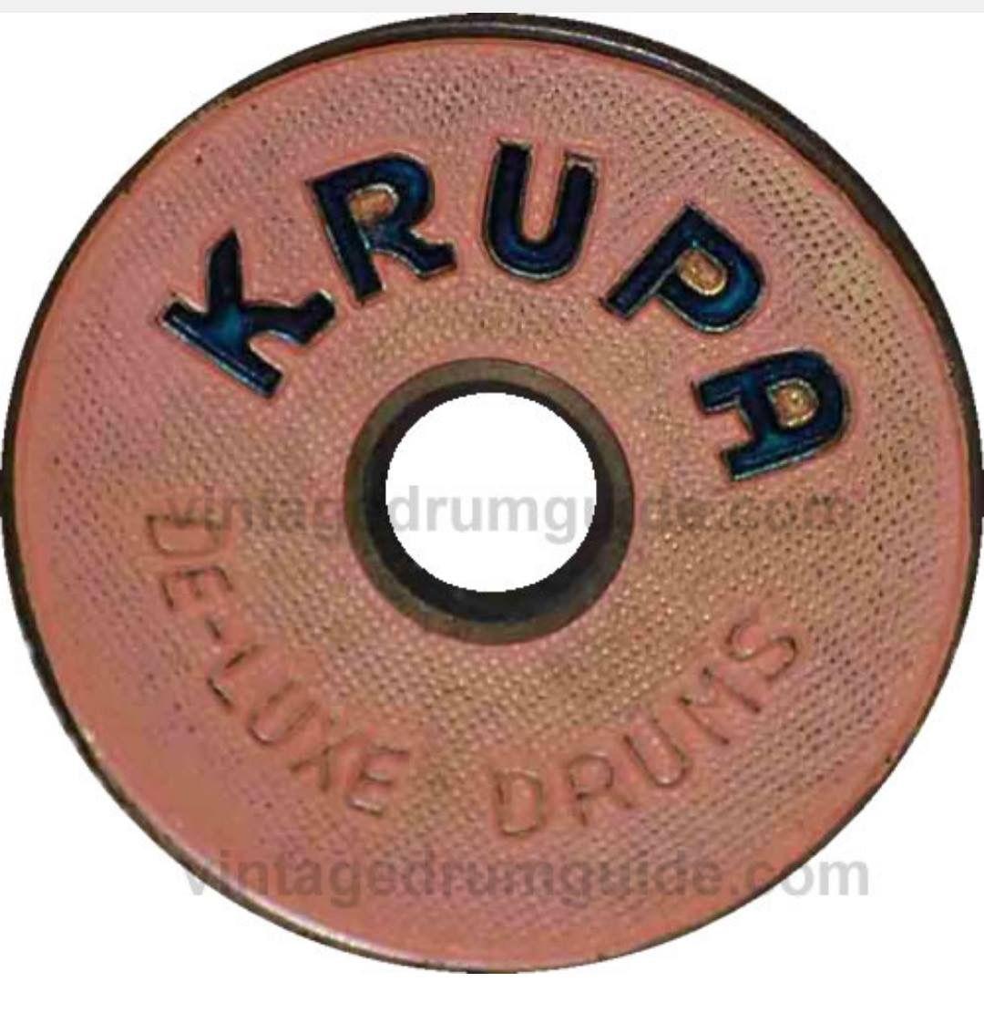 Pin by Brookside Drums on Badges Vintage drums, Drums