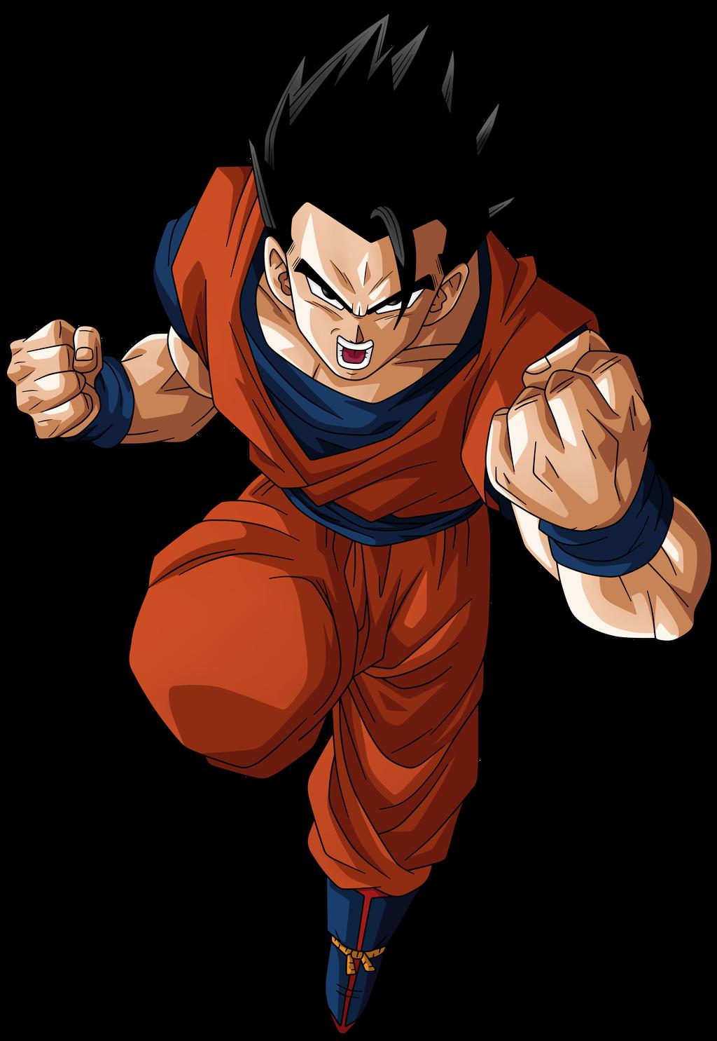 Gohan Definitivo By Cholo15art On Deviantart Anime Dragon Ball Super Dragon Ball Super Manga Dragon Ball Artwork