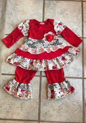 Zaza Couture Boutique Fancy Dress Outfit Size 24 Months  https://t.co/JkU21N1Hpw https://t.co/fMohHIDppO