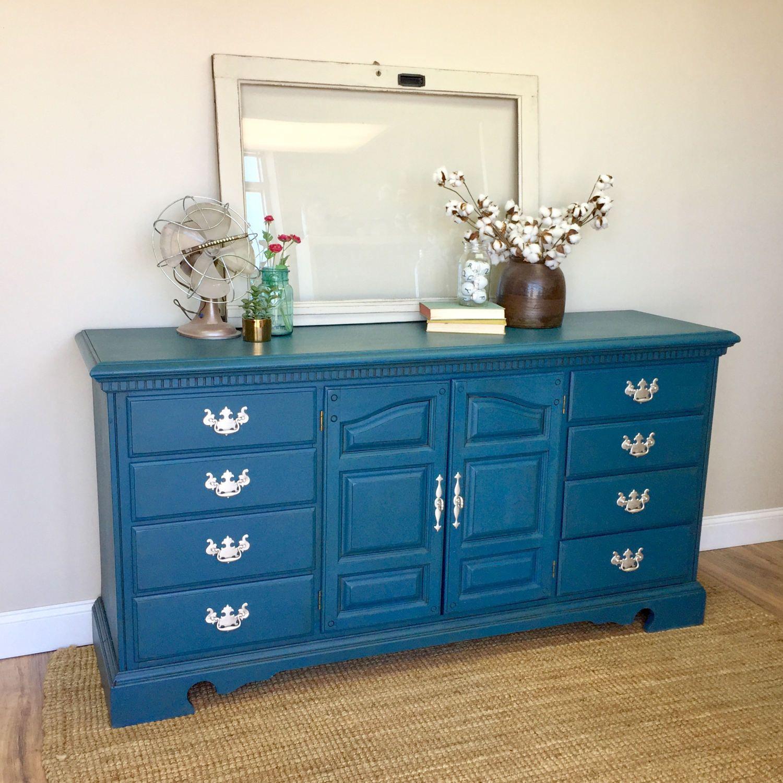 Blue Dresser Baby Nursery Furniture Furniture