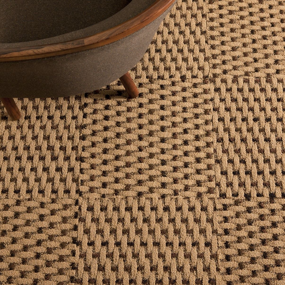 flor - seagrass inspired carpet tiles | back porch & mudroom reno