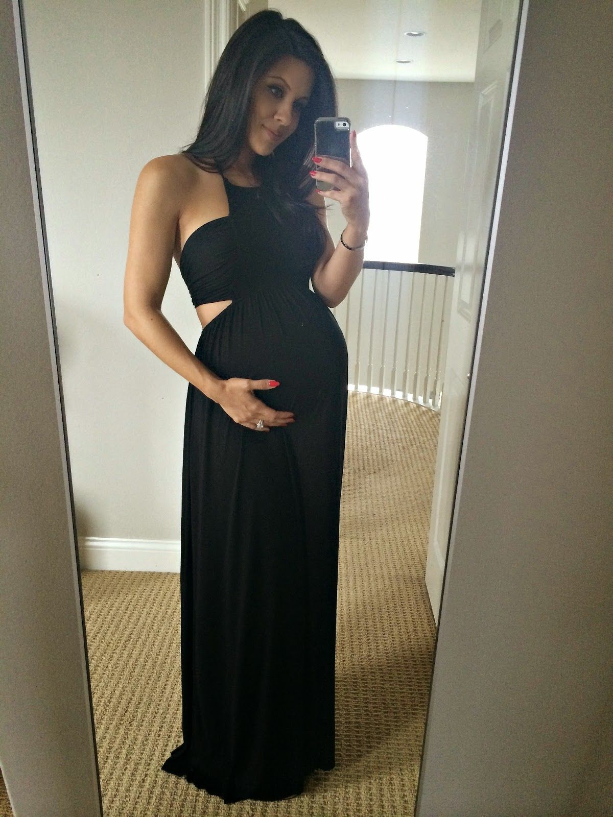 The honeybee life via the camera roll awesome maternityfashion dress maxi dress maternity dress maternity black dress sexy sexy dress pregnant evening dress long dress that would perfectly s show my pregnant belly ombrellifo Images