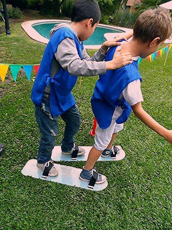 Photo of Unterhaltsame Teambuilding-Aktivitäten für Erwachsene und Kinder