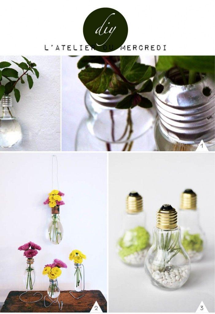 8 diy avec des vieilles ampoules à filaments | diy custom | ampoule