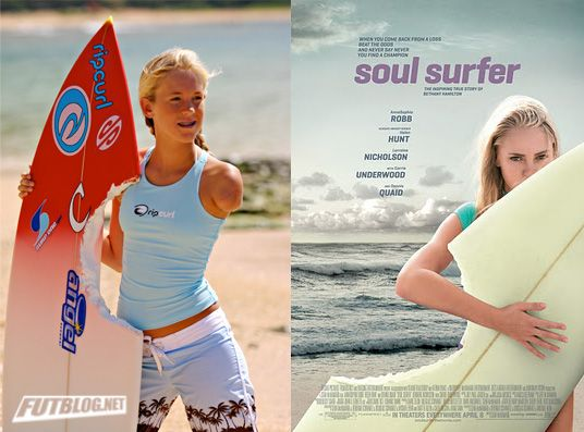 Soul Surfer Peliculas Deportivas Deportes Peliculas