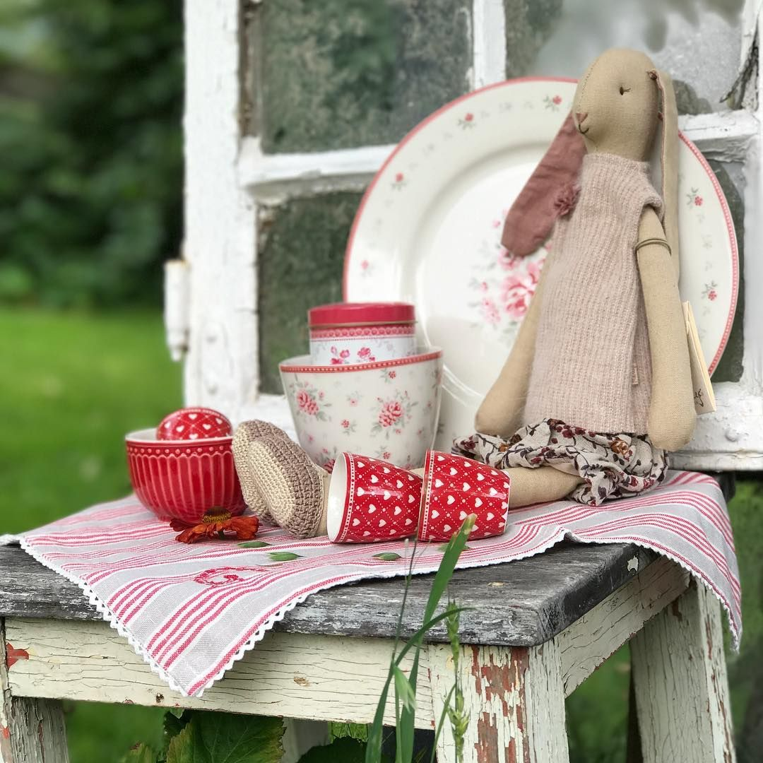 Greengate Red