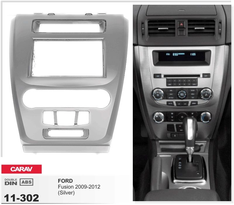 Frame Android 6 0 Car Dvd Player For Ford Fusion 2009 2012 Touch