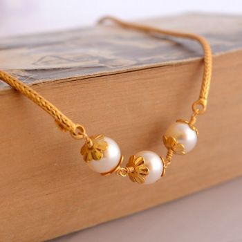 Pearl necklace | Pinterest | Pearl necklace, Necklace online and Pearls