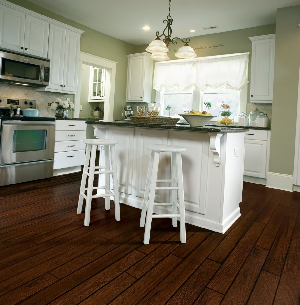 Learn more about Armstrong English Walnut Hazelnut and
