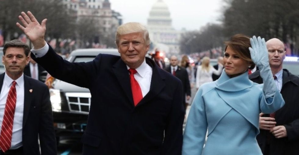 Melania Trump Stuns in First Lady Fashion Stakes - Art Antiques Design