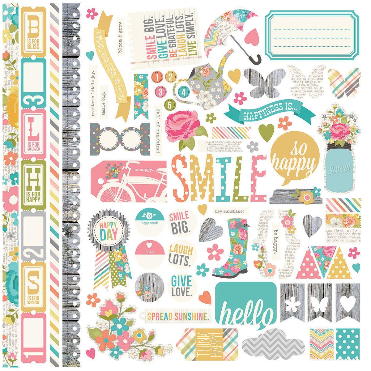 Fundamentals 12x12 Sticker | Printable stickers, Stickers ...