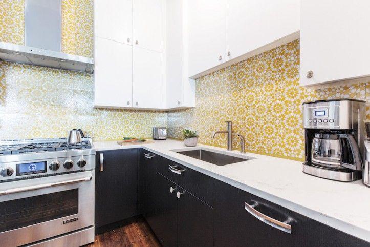 Kitchen Renovation Featuring Schaub Company Cabinet Pulls On Sweeten Blog