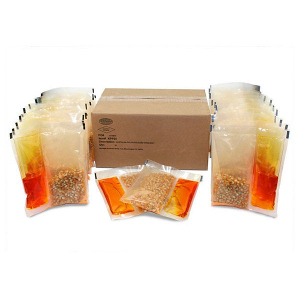 Nostalgia KPP24 24ct. Popcorn Oil & Seasoning Kit