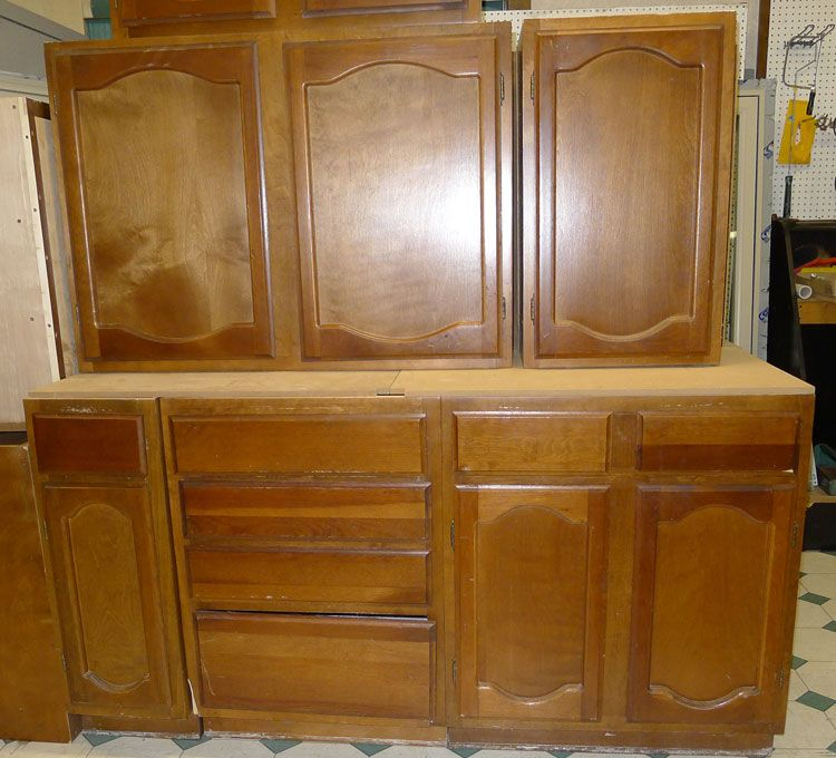 Kitchen Cabinets - $1000 http://madison.craigslist.org/for ...