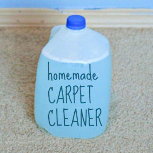 Best Homemade Carpet Cleaner Solution - HappyMoneySaver