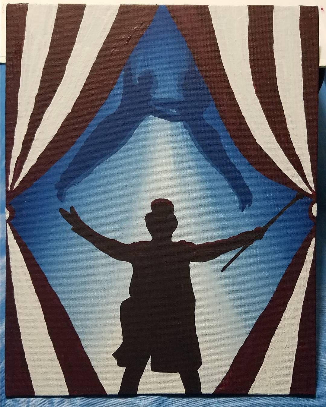 Image result for greatest showman silhouette