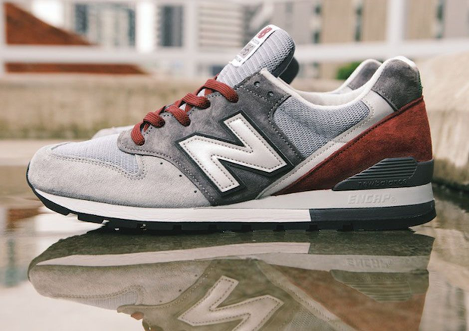 new balance 996 grey made in usa