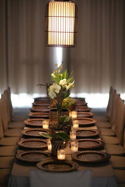 Intimate Dinner Event
