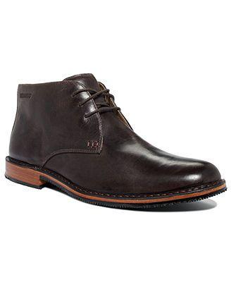 macy's  sebago boots tremont chukka boots  mult colors
