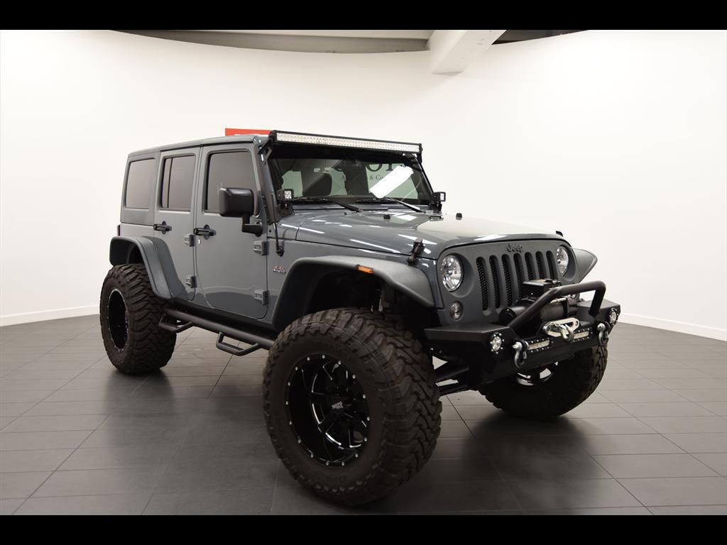 2014 Jeep Wrangler Unlimited Sport 6.4L Hemi Photo 56