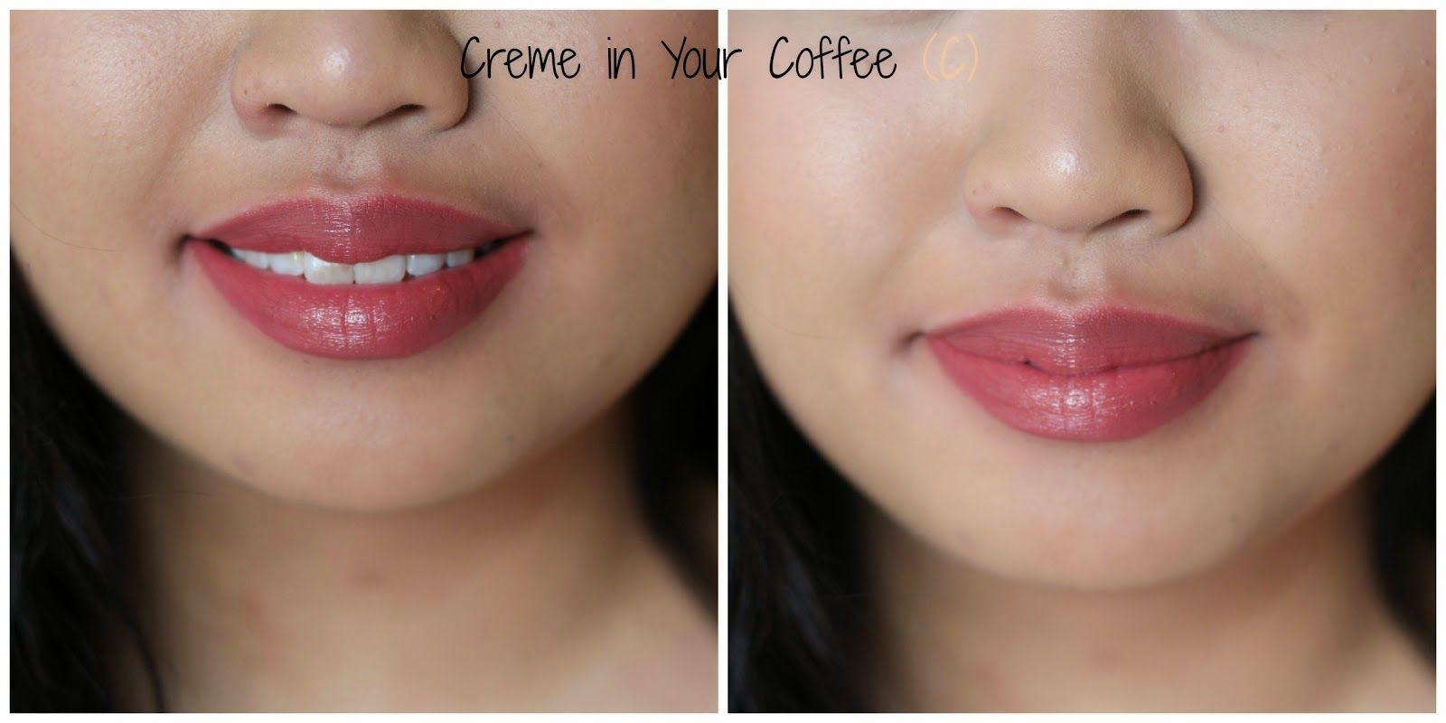 Mac Creme In Your Coffee Mac Lipstick Collection Mac