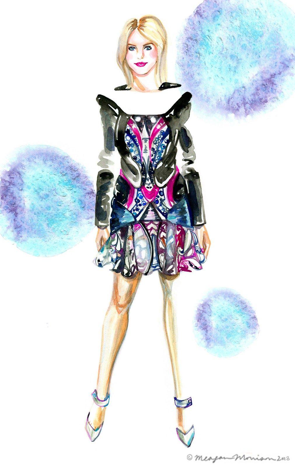 Arturo elena   Illustration fashion design, Fashion
