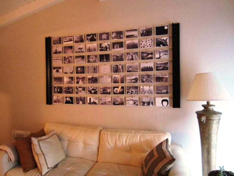 wall ideas frames ideas for hanging pictures on wall without frames