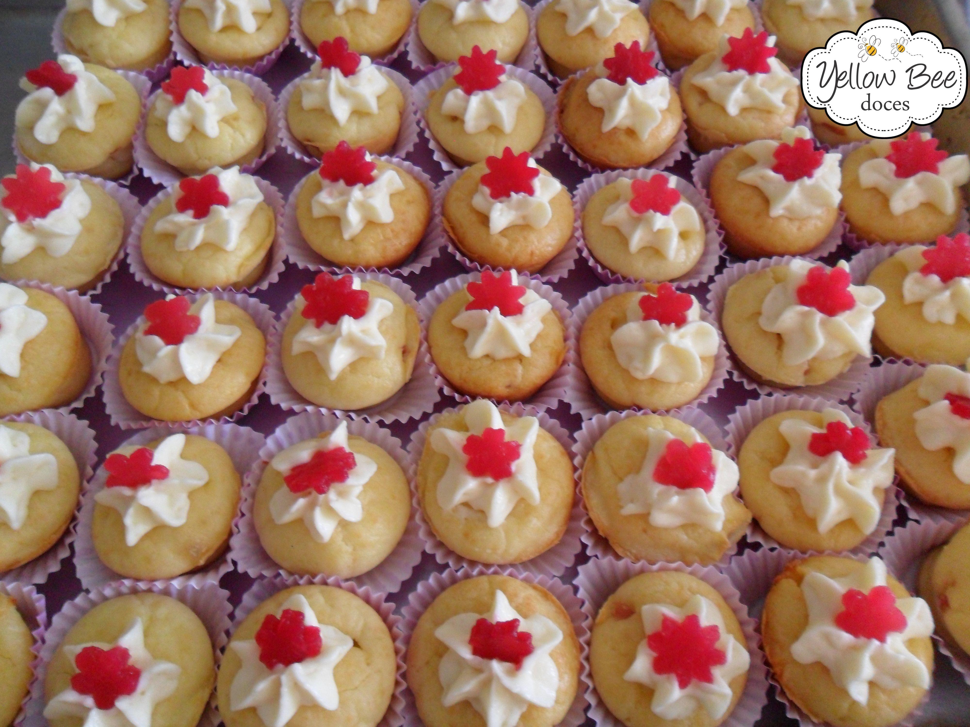 Mini Cupcakes Salgados