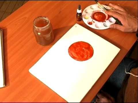 02 Présentation Résumée Des 3 Techniques De Peinture.Mpg - Youtube